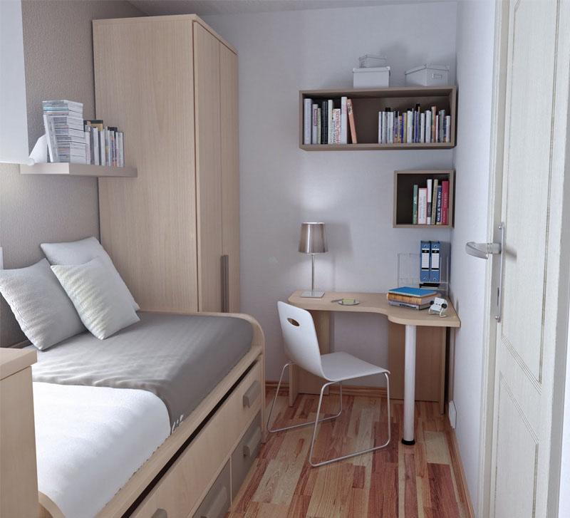 дизайн интерьера маленькой квартиры фото:
